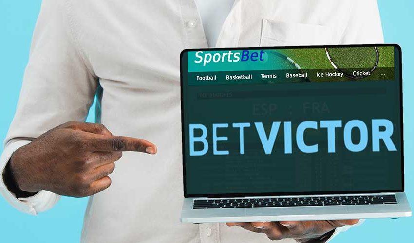 спорт BetVictor