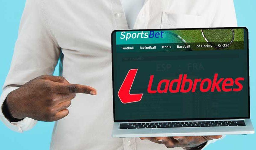 спорт Ladbrokes